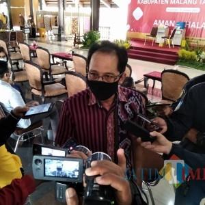 Nakes Mulai Jalani Vaksinasi, Pemkab Malang Percepat Herd Immunity