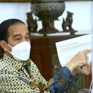 Kasus Covid-19 Belum Terkendali, Berikut 5 Arahan Anyar dari Jokowi soal PPKM