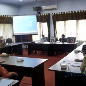 Nilai Kinerja Kurang Maksimal, Komisi I DPRD Trenggalek Panggil Inspektorat