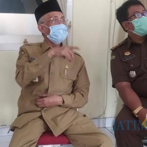 Disuntik Vaksin Covid-19, Wabup Irwan Jamin Aman