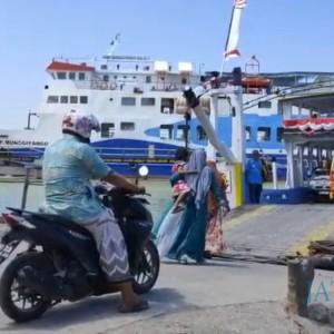 Akibat Cuaca Buruk, Pelayaran Antar Pulau di Sumenep Dihentikan Sementara