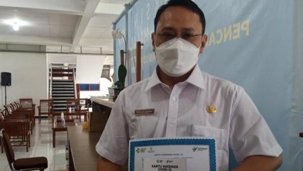 dr Fauzan Adima, selaku juru Bicara Gugus Tugas Percepatan Penanganan Covid-19 Kota Kediri. (Foto: Ist)