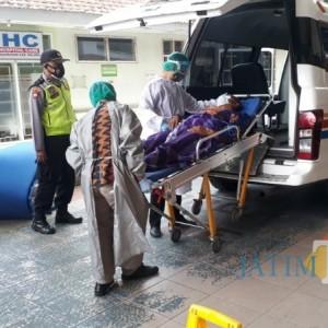Usai Dirawat di RS, 2 Pelaku Carok di Sumbermanjing Langsung Dibawa ke Polres Malang