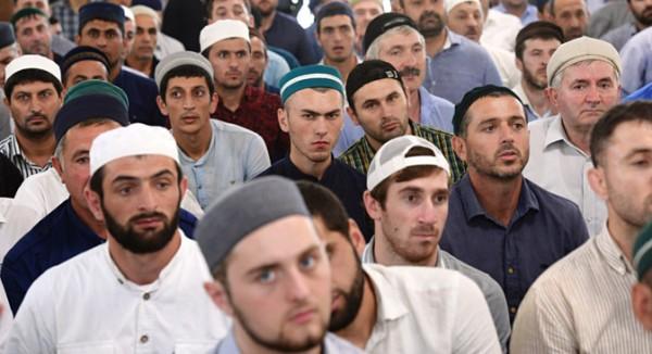 Muslim Rusia (Foto:  Russia Beyond)