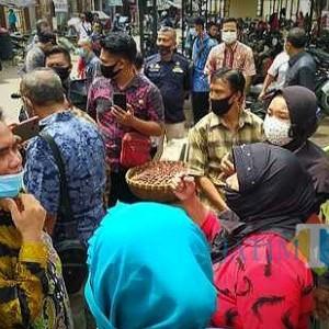 Pedagang Sore Dipaksa Pindah, Lakpesdam NU Bondowoso Nilai Dewan tidak Bela Rakyat