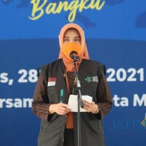 Tahap Pertama, 6.991 Nakes Kota Malang Telah Divaksin