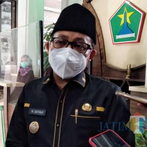 Rentan Tertular, Wali Kota Sutiaji Prioritaskan Jurnalis pada Program Vaksinasi