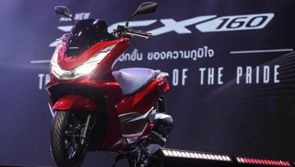 Honda PCX160 (Foto: True-Love.cz)