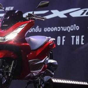 Honda PCX 160 Ternyata Lebih Dulu Meluncur di AS!