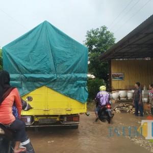 Hujan Berlanjut, Sejumlah Tempat di Tulungagung Banjir