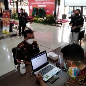 Terkendala Data, Nakes di Kabupaten Malang Tak Paham Jika Masuk Prioritas Vaksinasi Covid-19