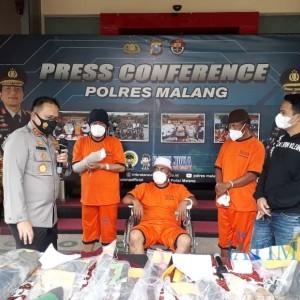 Ketiga Pelaku Carok di Kabupaten Malang Terancam Hukuman Mati