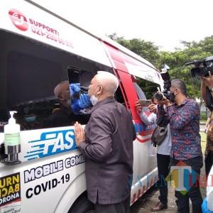1.000 ASN Jalani Swab PCR Massal, Pemkab Malang Habiskan Anggaran Rp 800 Juta