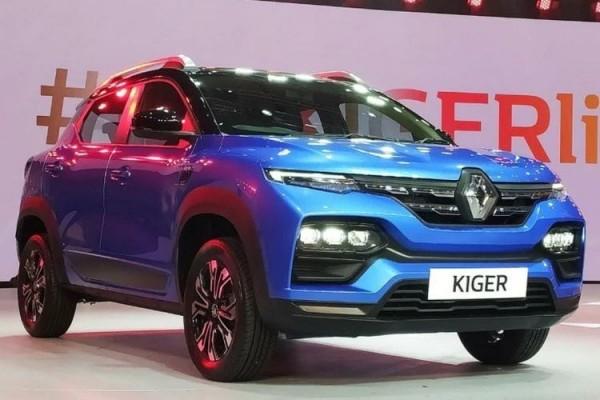 Renault Kiger (Foto: Setopati)
