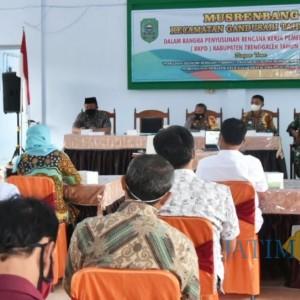 Buka Musrenbang Kecamatan, Sekda Trenggalek: Pemulihan Ekonomi Jadi Program Prioritas