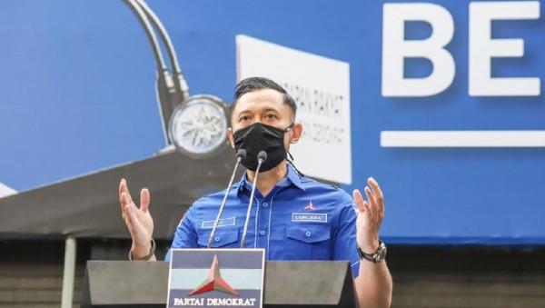 Agus Harimurti Yudhoyono (AHY) (Foto: detikNews)