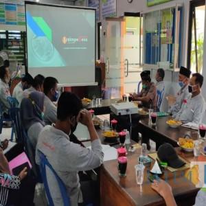 Songsong Digitalisasi Desa, Kini Karangtalun Bersiap Gunakan Aplikasi Simpel Desa