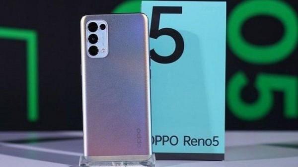 Oppo Reno5 5G (Foto: GGWP)
