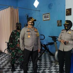 Tak Hanya Operasi Yustisi, Polres Malang Juga Tinjau Kampung Tangguh Semeru untuk Tekan Covid-19