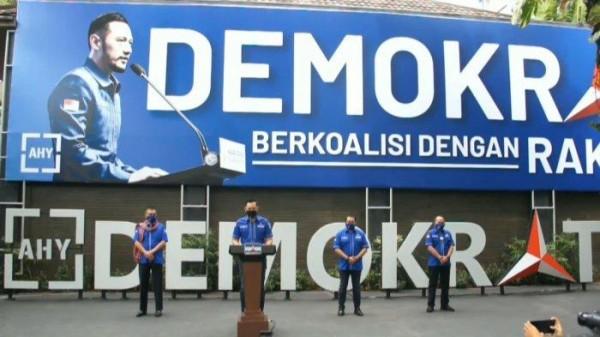Partai Demokrat (Foto: Tribunnews)