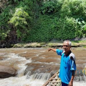 Berniat Ingin BAB, Warga Kiduldalem Temukan Mayat Perempuan di Sungai Brantas