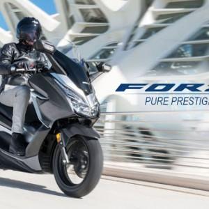 Honda Luncurkan Forza Terbaru dengan Tampilan Lebih Mewah, Harganya Rp 83 Jutaan