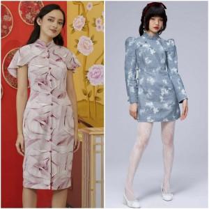Sambut Imlek, Intip Yuk Inspirasi Outfit Cheongsam Kekinian untuk Tampil Classy