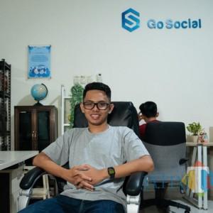 Kisah Ivan Althirafi, Mahasiswa ITS Yang Bangun Bisnis Digital Agency