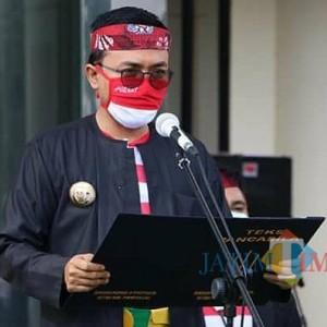 Diatur Dalam SE, Pegawai Pemkab Pamekasan Wajib Kenakan Baju Adat Madura Saat Berdinas