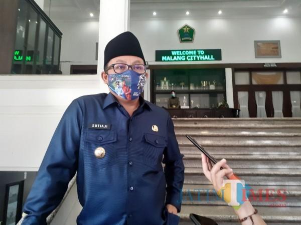 Wali Kota Malang Sutiaji. (Arifina Cahyanti Firdausi/MalangTIMES).