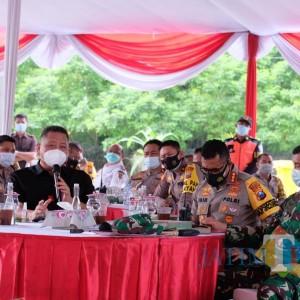 Pemkot Surabaya Efektifkan PPKM Mikro Sesuai Instruksi Mendagri