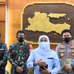 PPKM Mikro Dimulai, Seluruh Wilayah di Jatim Lakukan Pembatasan Kegiatan Masyarakat