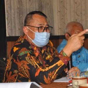 Kunjungi Kantor Diskominfo, Wabup Bondowoso Irwan Pastikan Program Kerja Selaras dengan RKPD