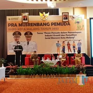 Pra Musrenbang Pemuda: Tantangan Millenial Terlibat Pembangunan Daerah di Kota Malang
