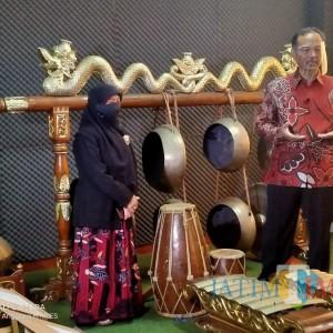 UIN Malang Kenalkan Budaya Indonesia pada Mahasiswa Asing Lewat Gamelan
