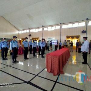 Kanwil Kemenkumham Jatim MInta Komitmen 11 Satker Menuju Wilayah Bebas Korupsi