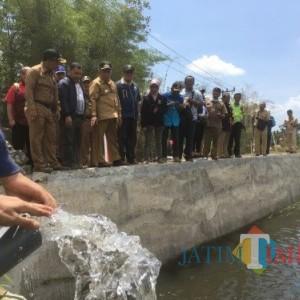 Entaskan Kekeringan, Pemkab Malang Ajukan Pembangunan Embung dan SPAM