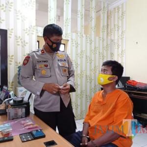 Pasok Sabu Dari Lapas Medaeng, Pengedar Asal Kota Malang Diamankan Polisi
