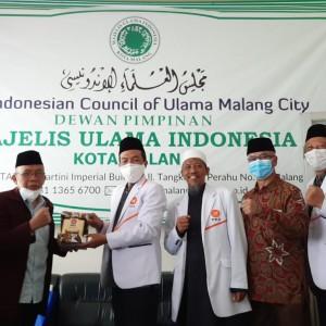 Silaturahmi ke MUI, DPD PKS Kota Malang Apresiasi Program Ketahanan Keluarga