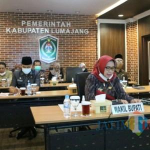 DPRD Lumajang Usulkan Dua Raperda Inisiatif, Ini Tanggapan Wabup Bunda Indah