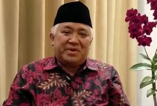 Din Syamsuddin (Foto: Pikiran Rakyat)