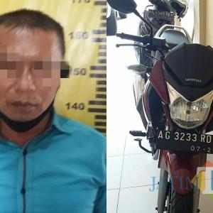 """Nyamar Jadi Petugas Dinas Peternakan, Dono Ditangkap karena Janjikan """"Sapi Palsu"""""""