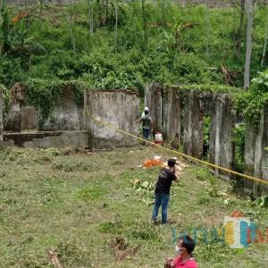 Identitas Mayat Perempuan Terpendam Separuh di Sumberpucung Terkuak, Dugaan Dibunuh