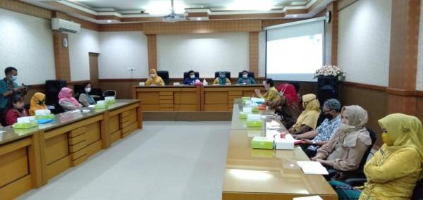 Suasana saat pertemuan Disdikbud Kota Malang dengan para pengelola PAUD dan PNF (Ist)