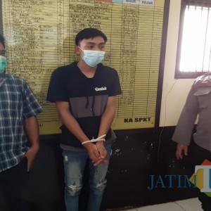 Beli Handphone Pakai Uang Palsu, Pria Ini Ditangkap Polisi