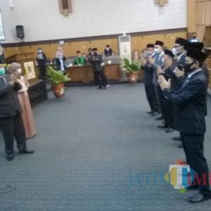 Ini Rangkaian Acara Pengukuhan dan Pelantikan Made Swastiko Anggota DPRD Banyuwangi PAW