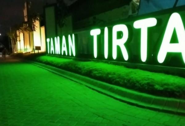Taman Tirta, perumahan modern yang menyatu dengan alam (Ist)