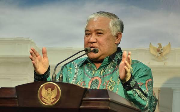 Tokoh Muhammadiyah dan dosen di Universitas Islam Negeri Syarif Hidayatullah Jakarta Din Syamsudin yang dilaporkan oleh GAR ITB. (Foto: Istimewa)