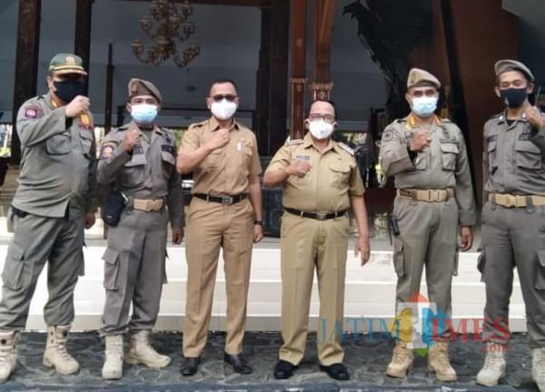 Bupati Blitar Rijanto silaturahmi keliling OPD jelang purna tugas