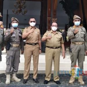 Jelang Purna Tugas, Bupati Rijanto Silaturahmi Keliling OPD